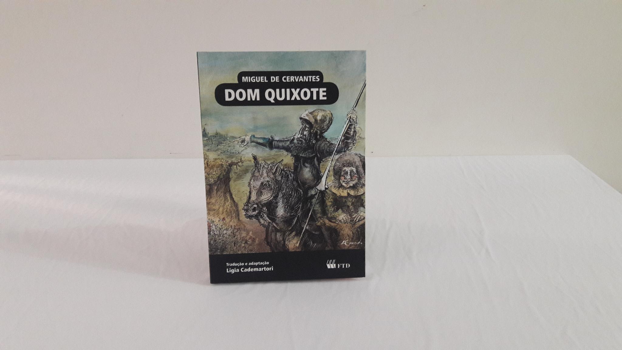 Dom Quixote - FTD - 7° Ano