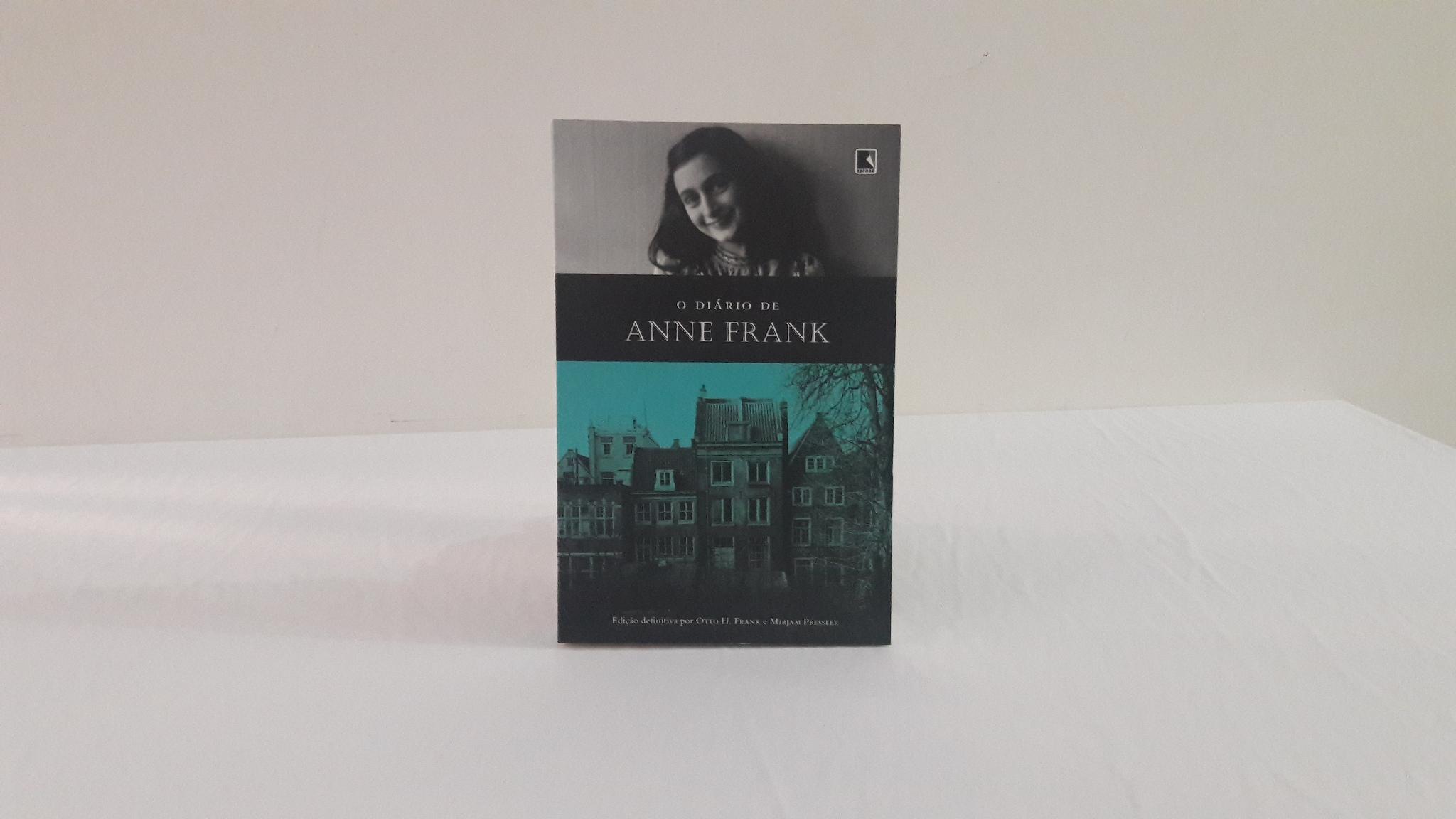 O DIÁRIO DE ANNE FRANK - ED. RECORD