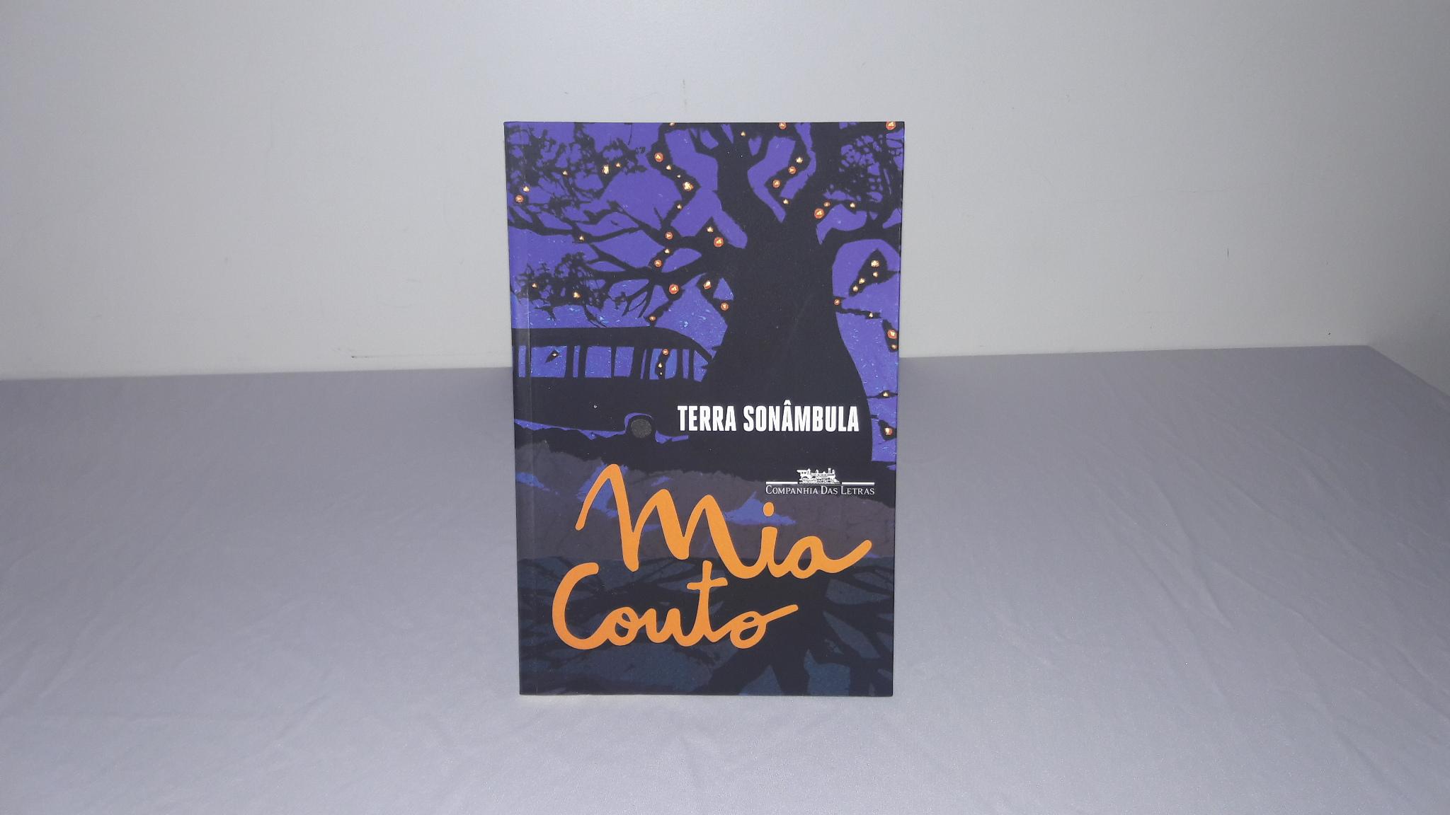 TERRA SONÂMBULA - COMPANHIA DAS LETRAS - 3° ANO EM