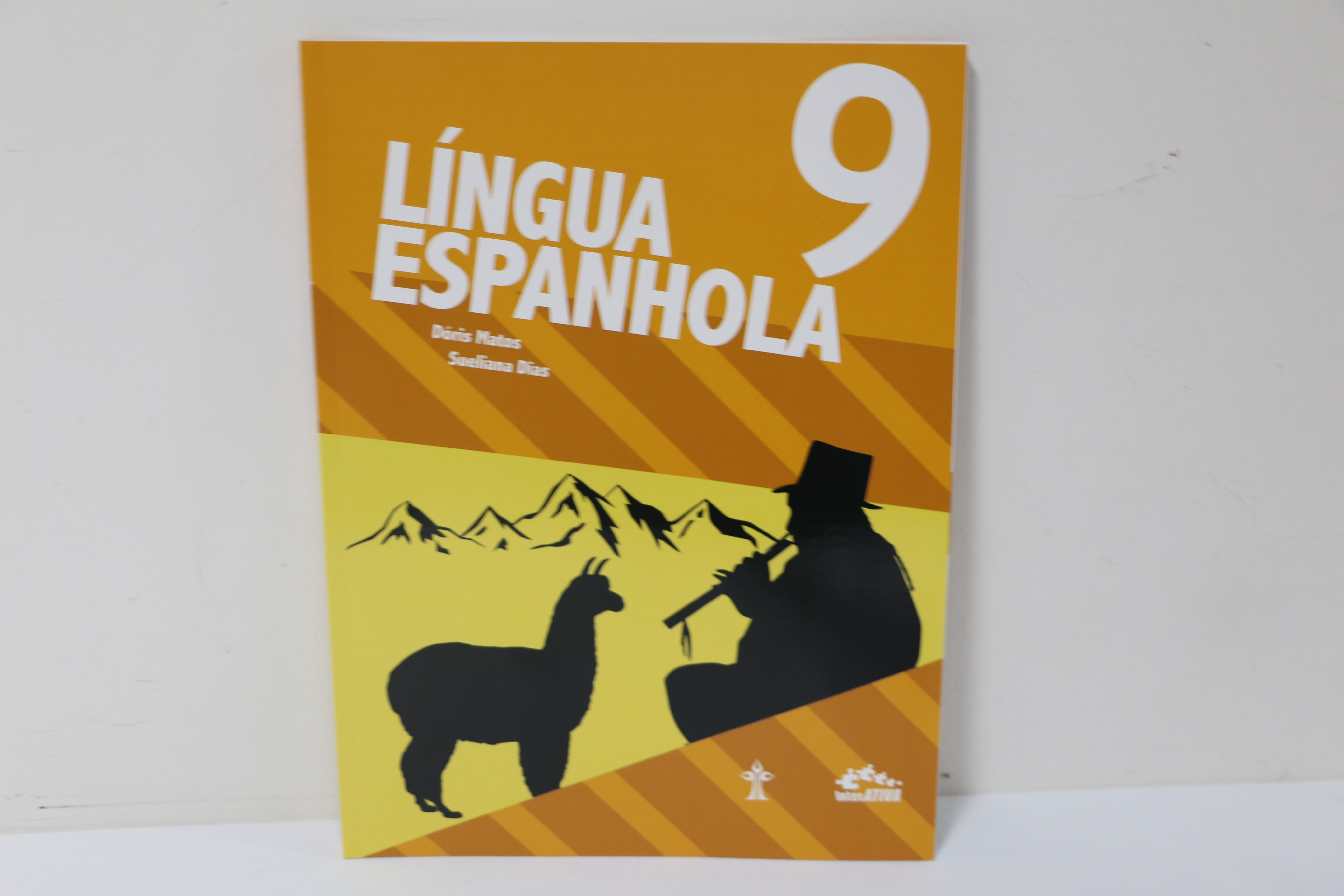 LÍNGUA ESPANHOLA INTERATIVA - 9° ANO - LANÇAMENTO