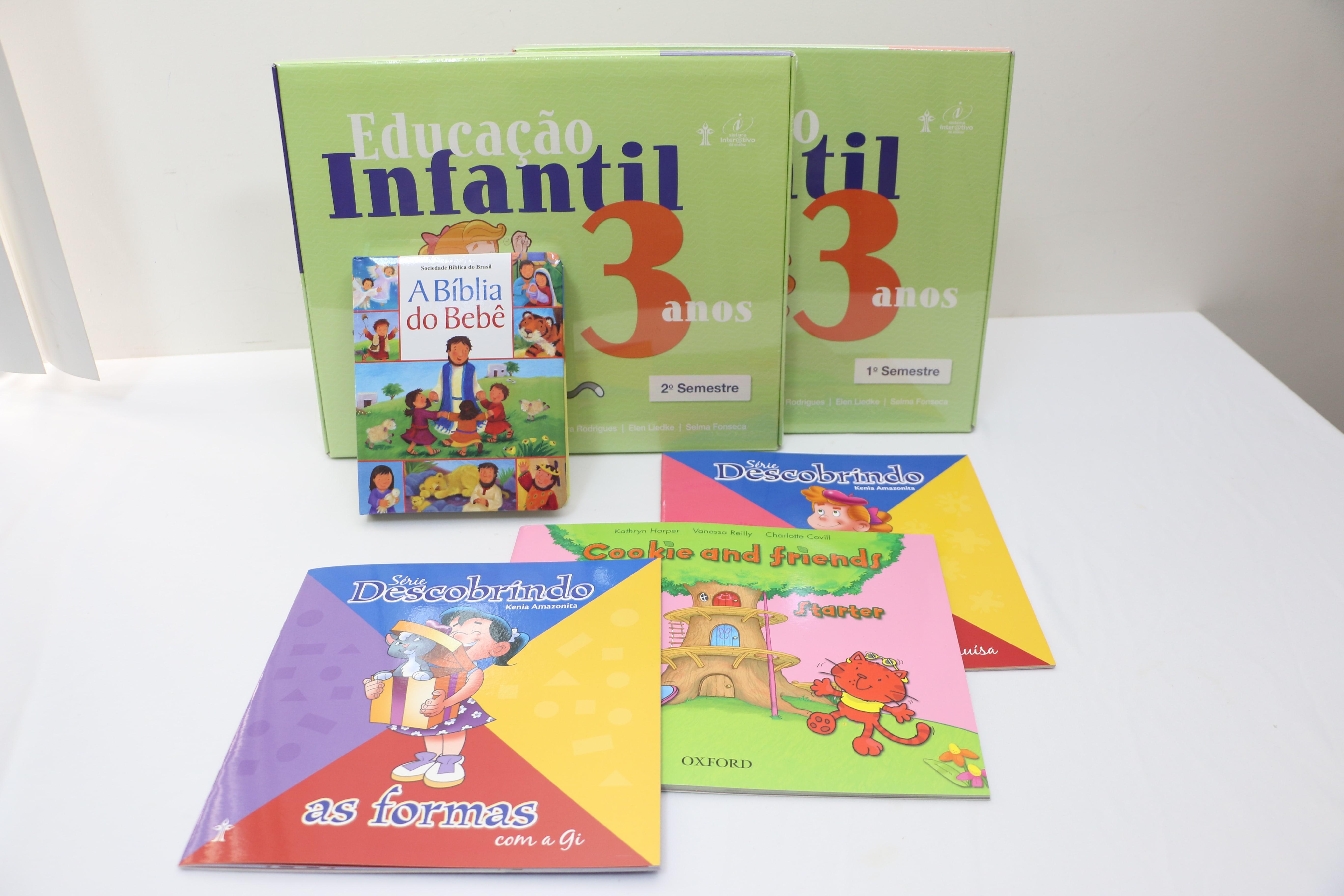 KIT MATERNAL II - EDUCAÇÃO INFANTIL