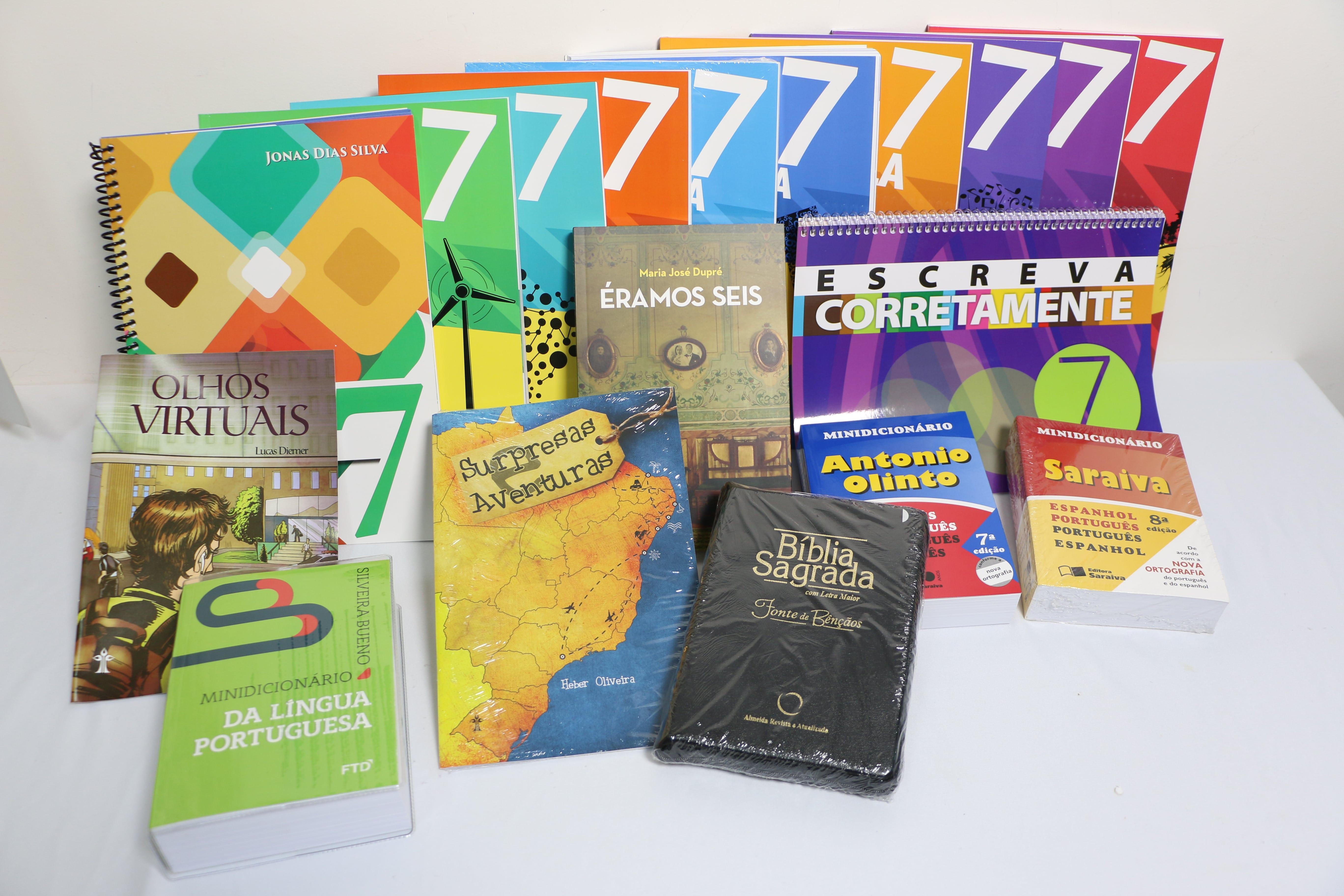 Kit 7° ano - Ensino Fundamental II - Demais escolas