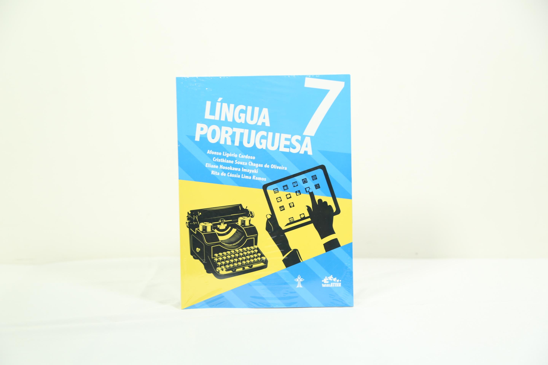LÍNGUA PORTUGUESA INTERATIVA - 7º ANO