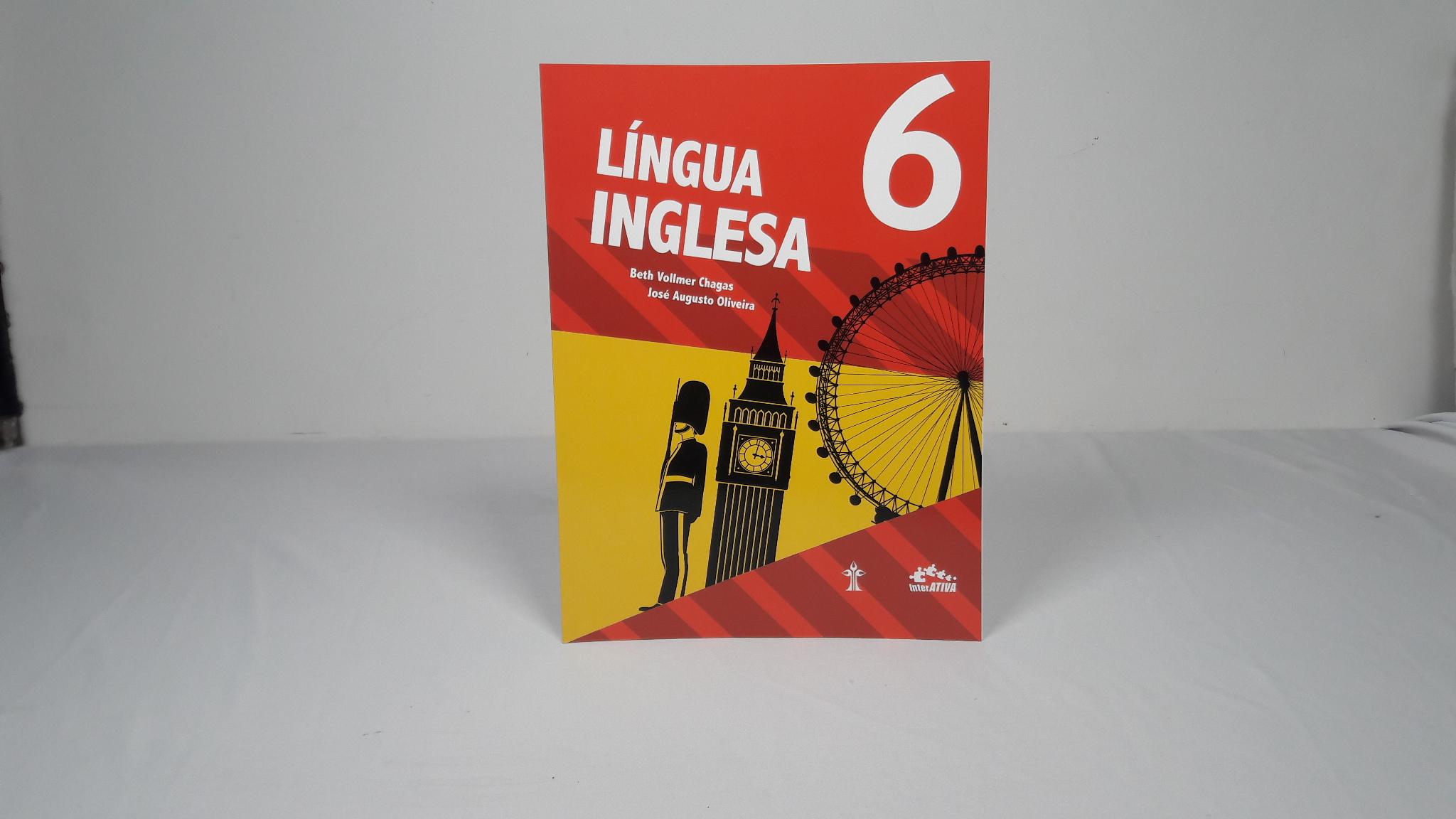 LÍNGUA INGLESA - INTERATIVA - 6° ANO