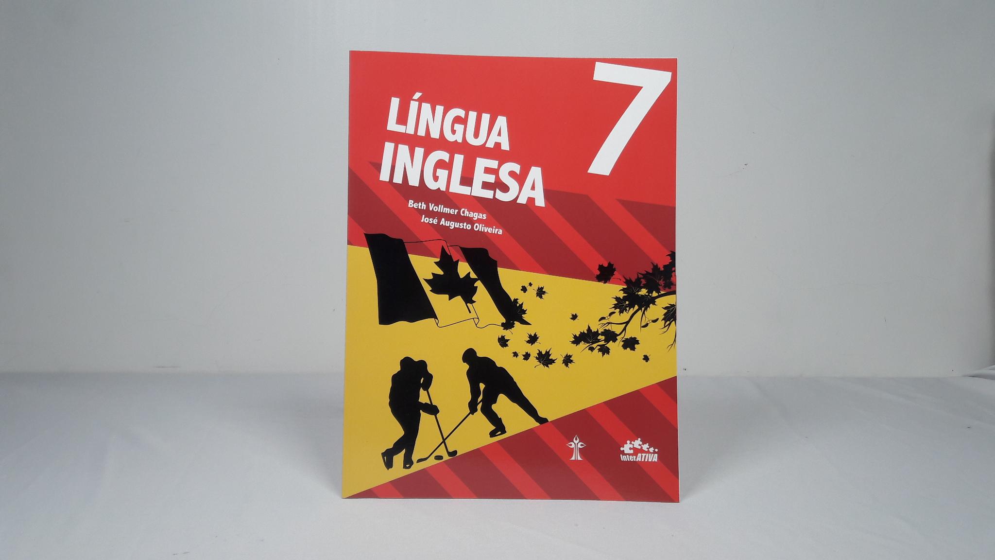 LÍNGUA INGLESA - INTERATIVA - 7° ANO
