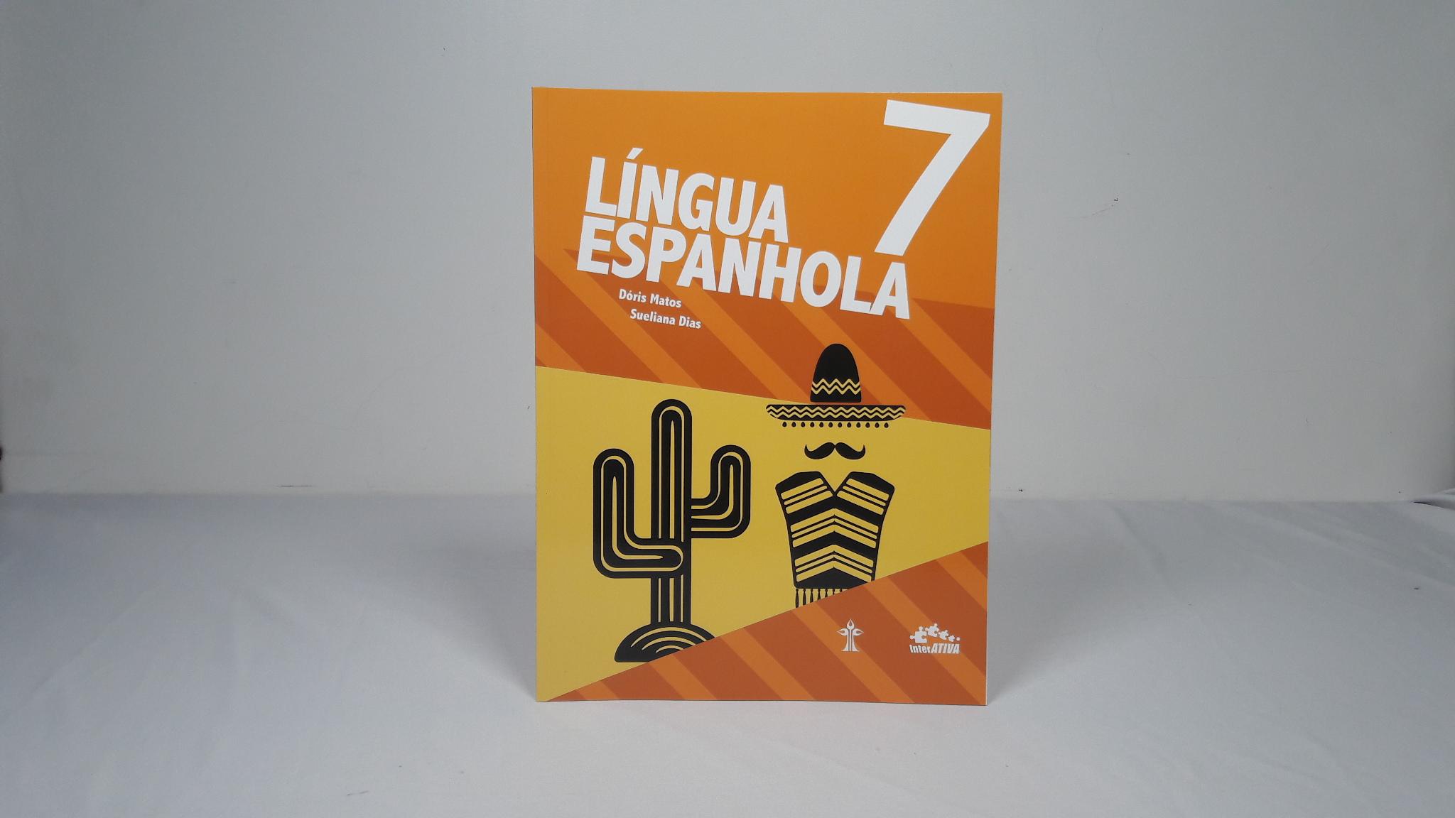 LÍNGUA ESPANHOLA INTERATIVA - 7° ANO