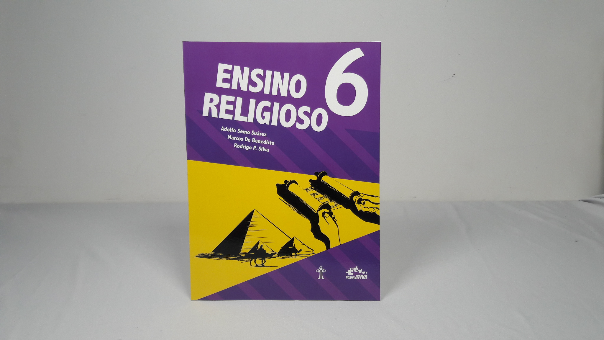 ENSINO RELIGIOSO INTERATIVA - 6º ANO
