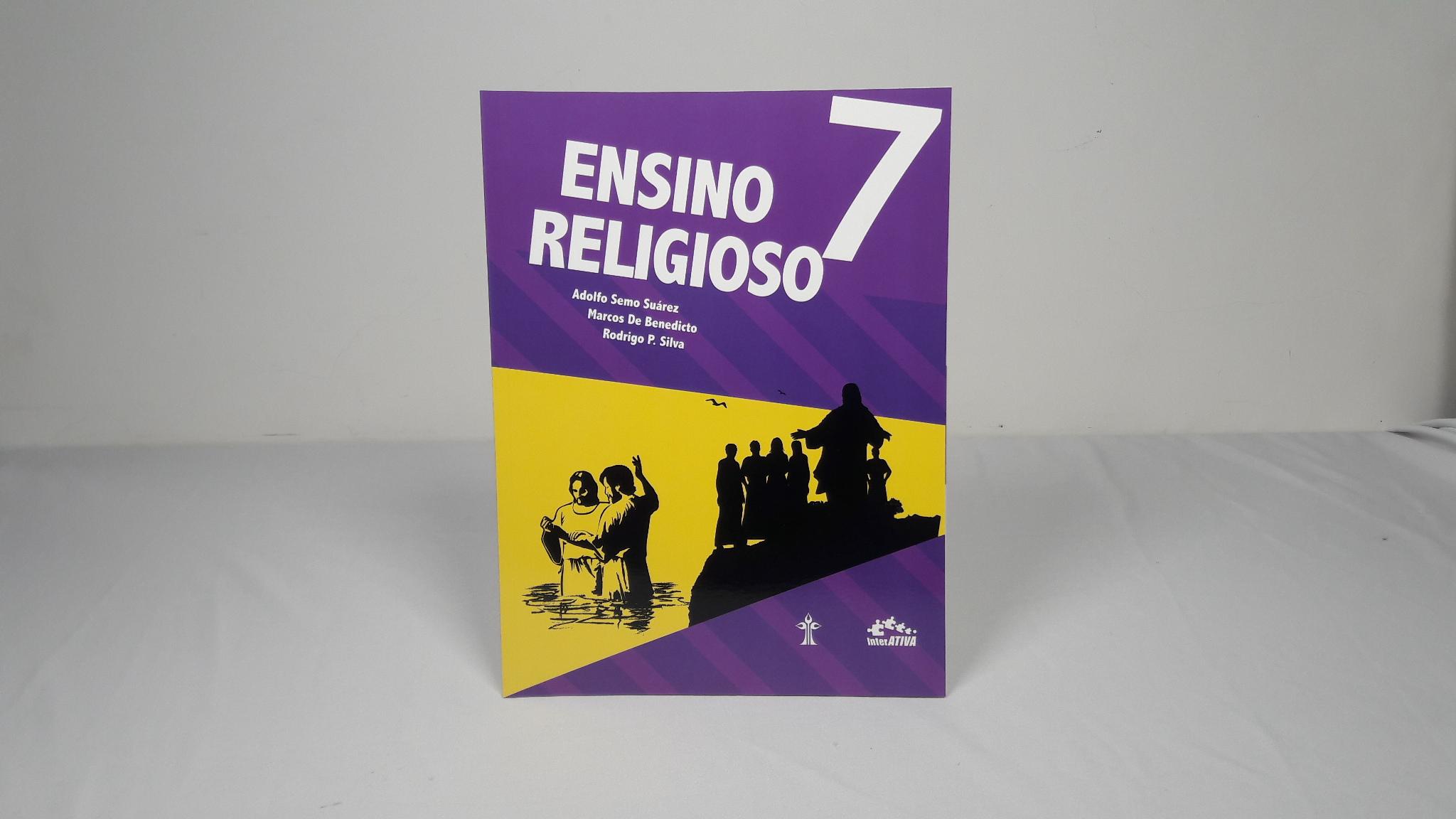 ENSINO RELIGIOSO INTERATIVA - 7º ANO