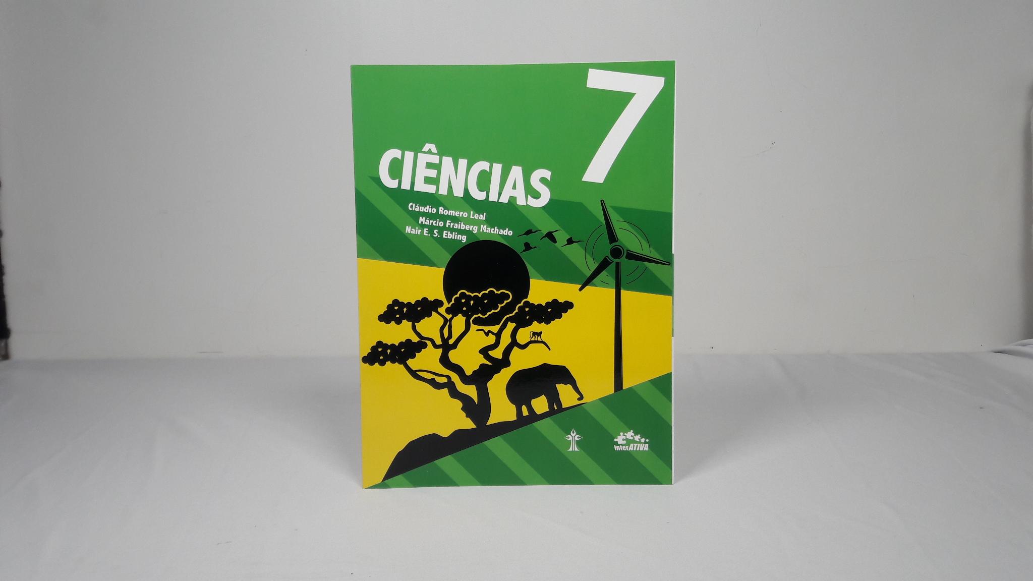CIÊNCIAS INTERATIVA - 7º ANO